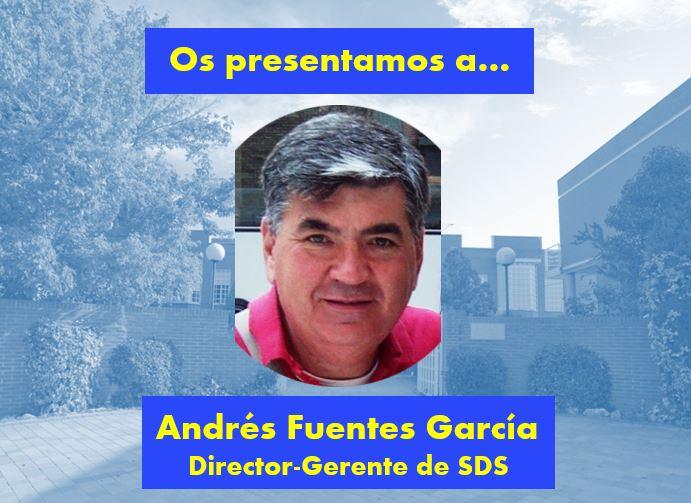 Director Gerente Andrés Fuentes García