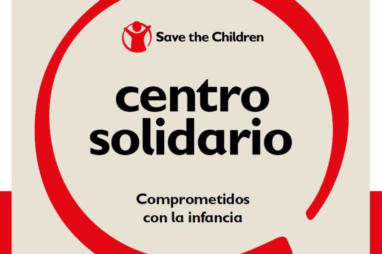 centro solidario con Save the children