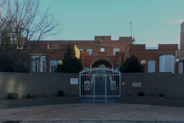 Colegio Santo Domingo de Silos